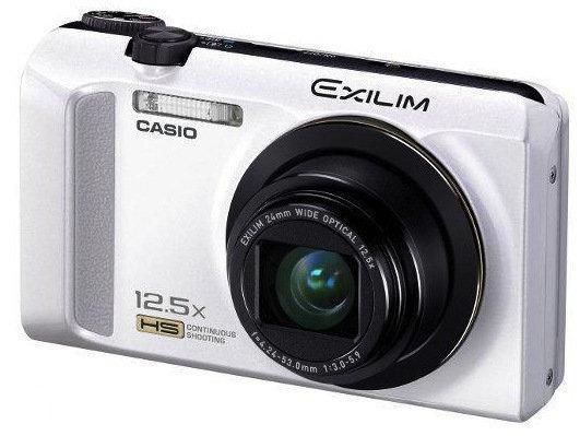 Casio Exilim EX-ZR200 - Wit