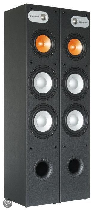 SkyTronic SHFT655B Luidsprekers - 2 stuks - Zwart