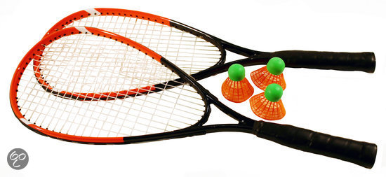 bol.com   Game On Sport Power Badmintonset   Speelgoed Badmintonset Kinderen