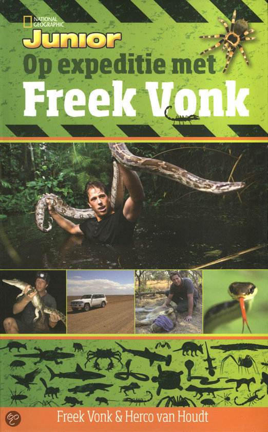 Op expeditie met Freek Vonk