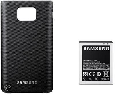 Samsung Extended Battery Pack voor de Samsung Galaxy S II
