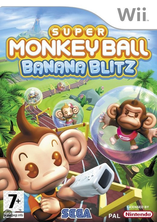 Super Monkey Ball - Banana Blitz