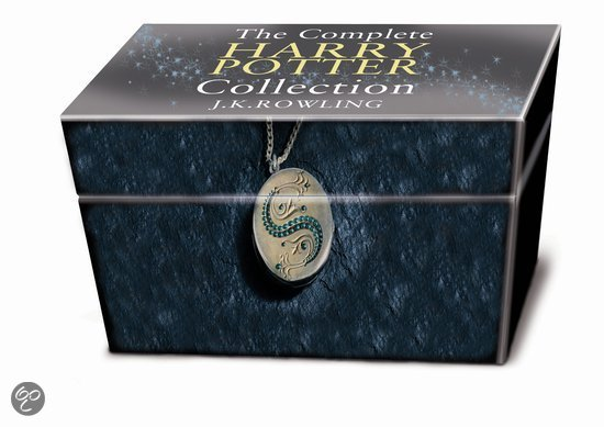 Harry Potter Boxed Set (Adult Edition)