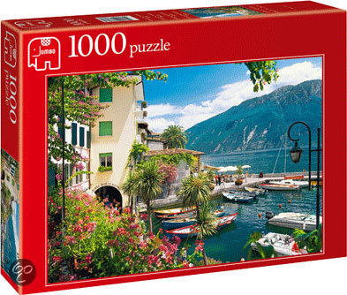 Jumbo Limone Sul Gardia - Italië - Puzzel - 1000 stukjes