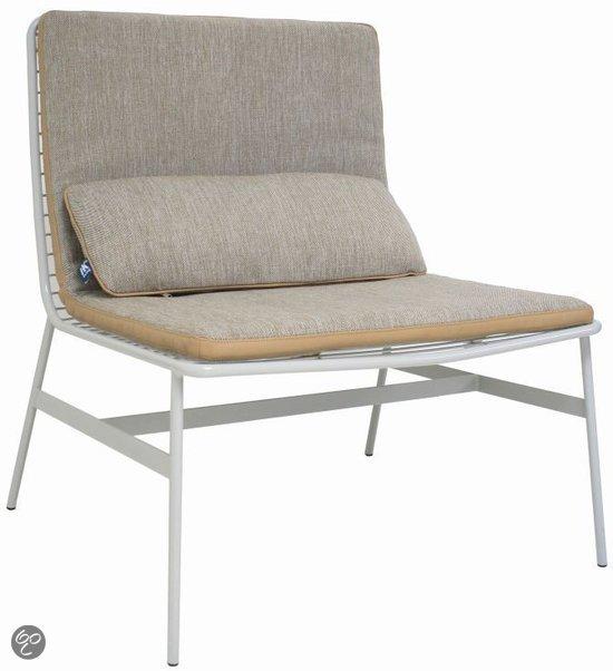 Hkliving metaal lounge fauteuil grijs wonen - Lounge grijs ...