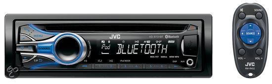 JVC KD-R731BT - Autoradio