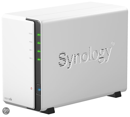 Synology DiskStation DS213air - NAS server