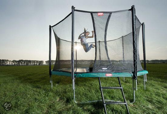 berg trampoline veiligheidsnet comfort 430 cm speelgoed. Black Bedroom Furniture Sets. Home Design Ideas