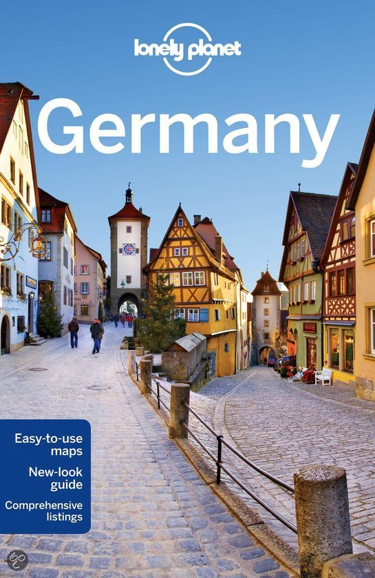 Lonely Planet Deutschland