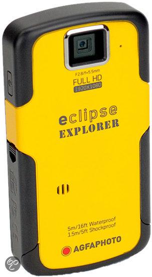 AgfaPhoto Eclipse Explorer - Geel