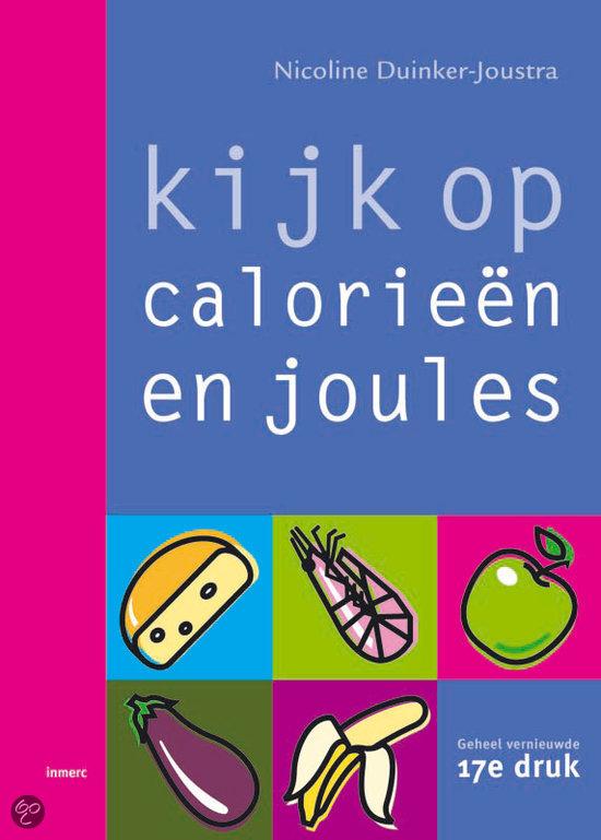 Kijk Op Calorieen En Joules
