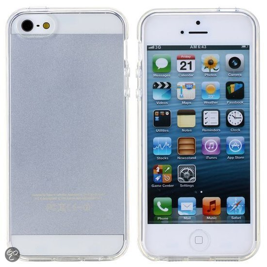 apple hoesjes iphone 4
