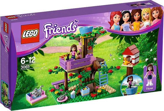 LEGO Friends Olivias Boomhut - 3065