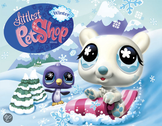 Littlest Pet Shop - Winter