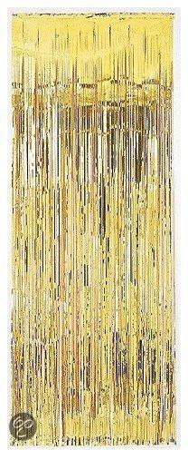 Gouden deur gordijn in Bocholtz