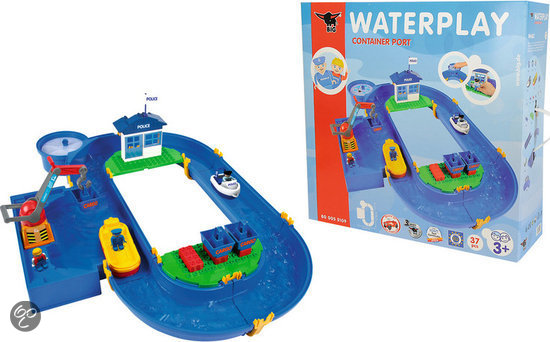 BIG Waterplay Container Haven - Waterbaan