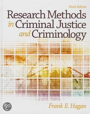research methods in criminal justice and criminology pdf