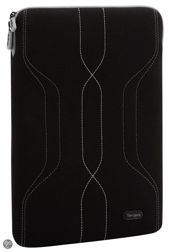 Targus Pulse Sleeve - 15 - 16 Inch - Zwart / Grijs
