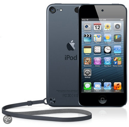 Apple iPod Touch 64 GB - Zwart