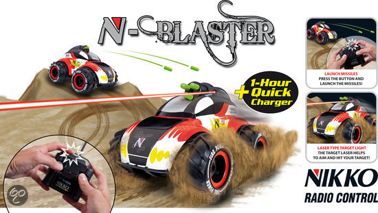 Nikko N-Blaster - RC Auto in Steenoven
