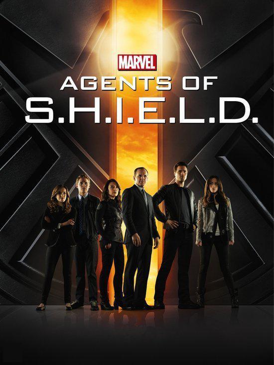 Cover van de film 'Agents Of S.H.I.E.L.D.'