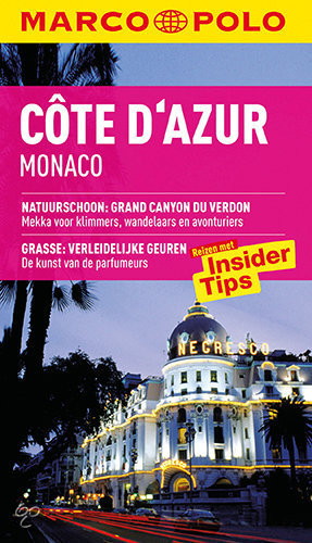 Marco Polo Cote D'Azur