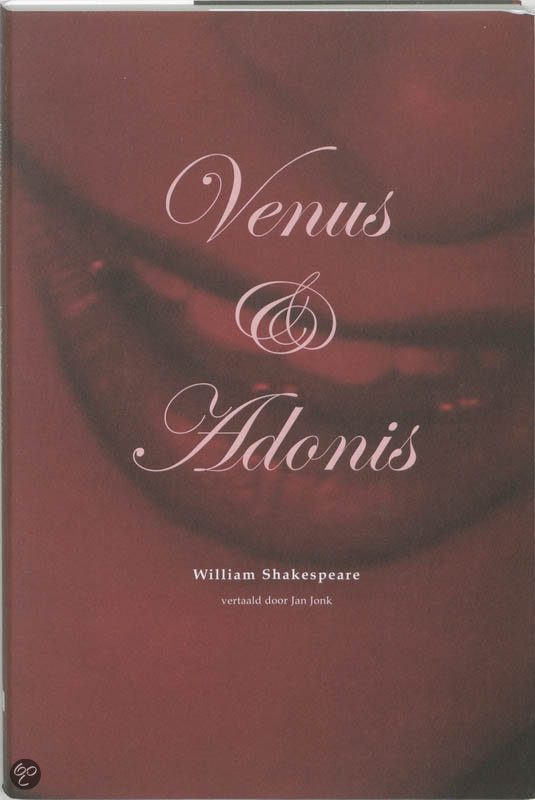 Venus En Adonis  ISBN:  9789067281126  –  William Shakespeare