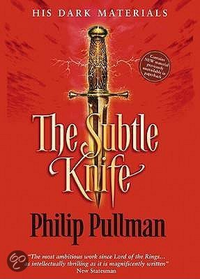 PHILIP PULLMAN The Subtle Knife *FLAT SIGNED* 1997 1st Edition/1st Impression