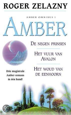 Amber omnibus / 1