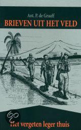 Cover van het boek 'Brieven uit het veld'
