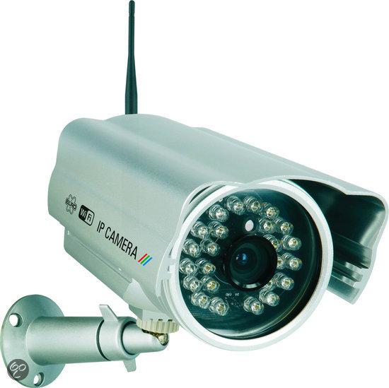 ELRO C903IP IP Beveiligingscamera - Draadloos - Outdoor - LAN/Wifi