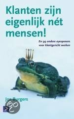 Klanten zijn eigenlijk nt mensen