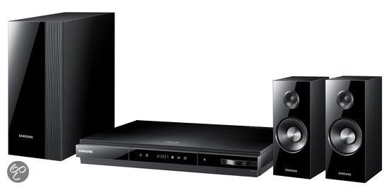 Samsung HTD5200 - 2.1 Home cinema set - 3D blu-ray