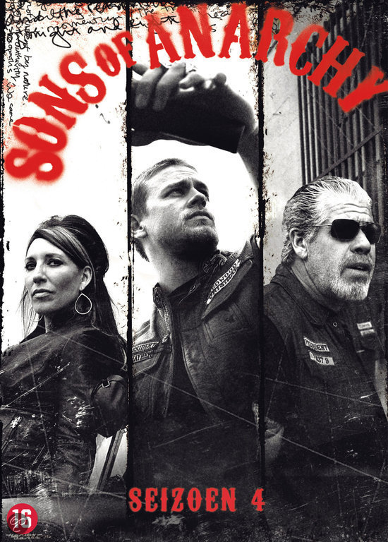 Sons Of Anarchy - Seizoen 4
