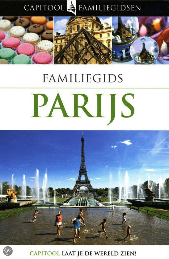 Capitool Familiegidsen Parijs
