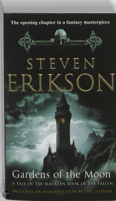 Gardens Of The Moon Steven Erikson