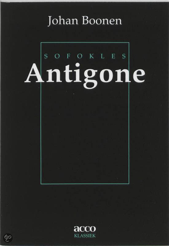 Sofokles / Antigone