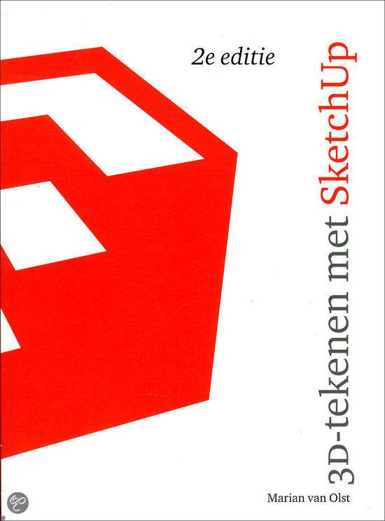 3d tekenen met sketchup gratis boeken downloaden in pdf for Tekenen in 3d