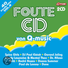 De Foute Cd Van Q Music 8