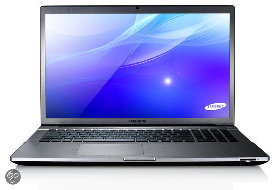 Samsung NP700Z7C-S01NL Laptop - Intel i7-3615QM 2.30 GHz / 8GB DDR3 RAM / 1TB HDD / GeForce GT 650M / 17.3 inch / QWERTY