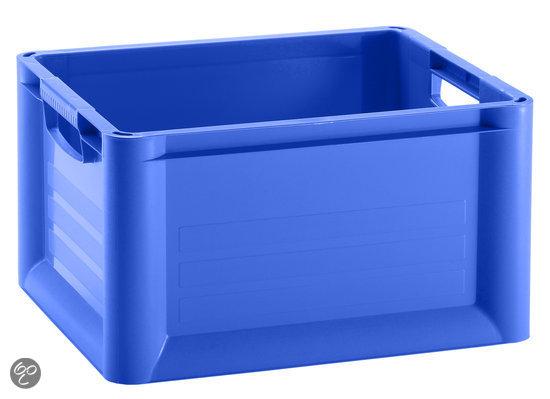Curver Unibox 2nd Generation Opbergbox - 30 l - Kunststof - Blauw