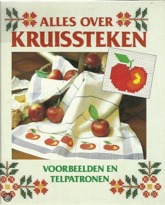 Alles over kruissteken 9789025288037 boeken - Bereik kind boek ...