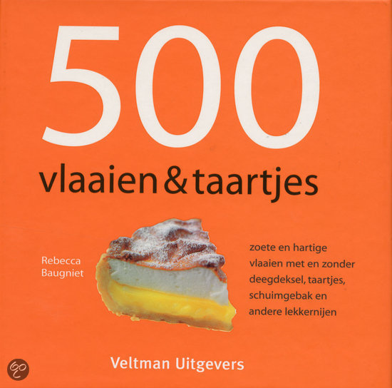 500 vlaaien & taartjes