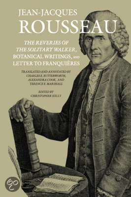 jean jacques rousseau writings