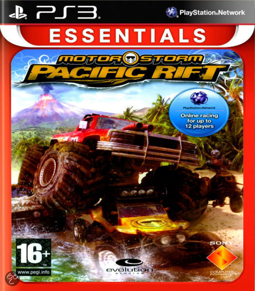Motorstorm Pacific Rift - Essentials Edition