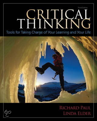 critical thinking model designed by linda elder and richard paul Linda elder, richard paul's contributions to the field of critical thinking and to the establishment of first principles of in critical thinking together with linda elder he sought to ground a culture of critical thinking paul and elder critical thinking across the disciplines.