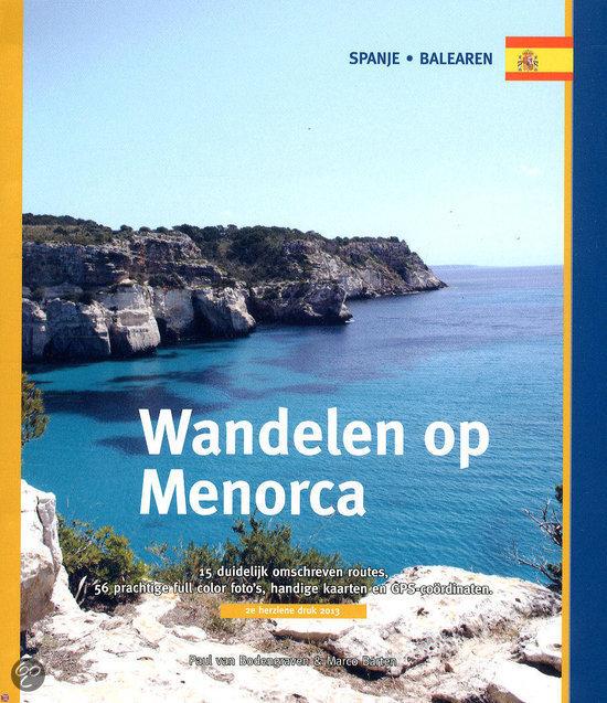Wandelen op Menorca