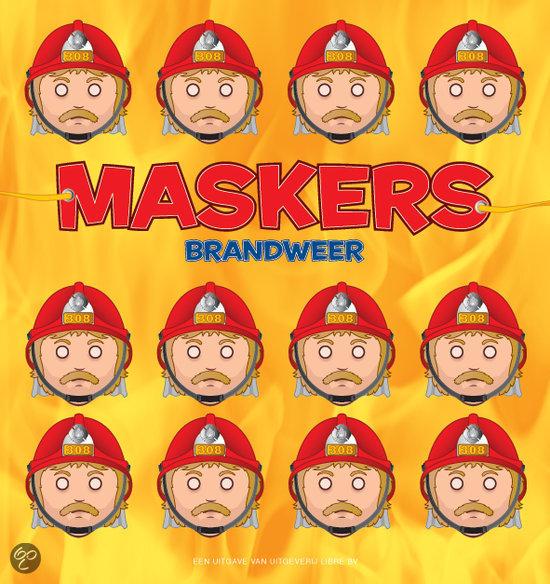 Maskers - brandweer
