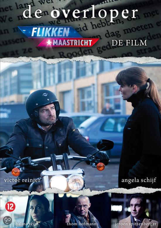 Flikken Maastricht - De Film: De Overloper (Dvd)