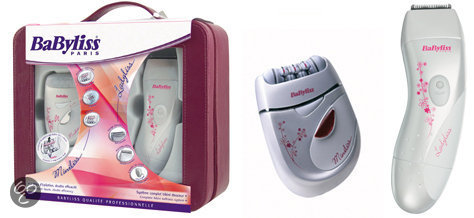 babyliss 8767e epileerset epilator. Black Bedroom Furniture Sets. Home Design Ideas